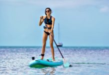 Paddle surf o Stand Up Paddle Surf
