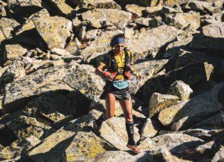 Ana Cristina Constantin ultramaratón Gran Trail Peñalara