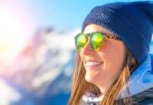 Gafas de sol montaña senderismo
