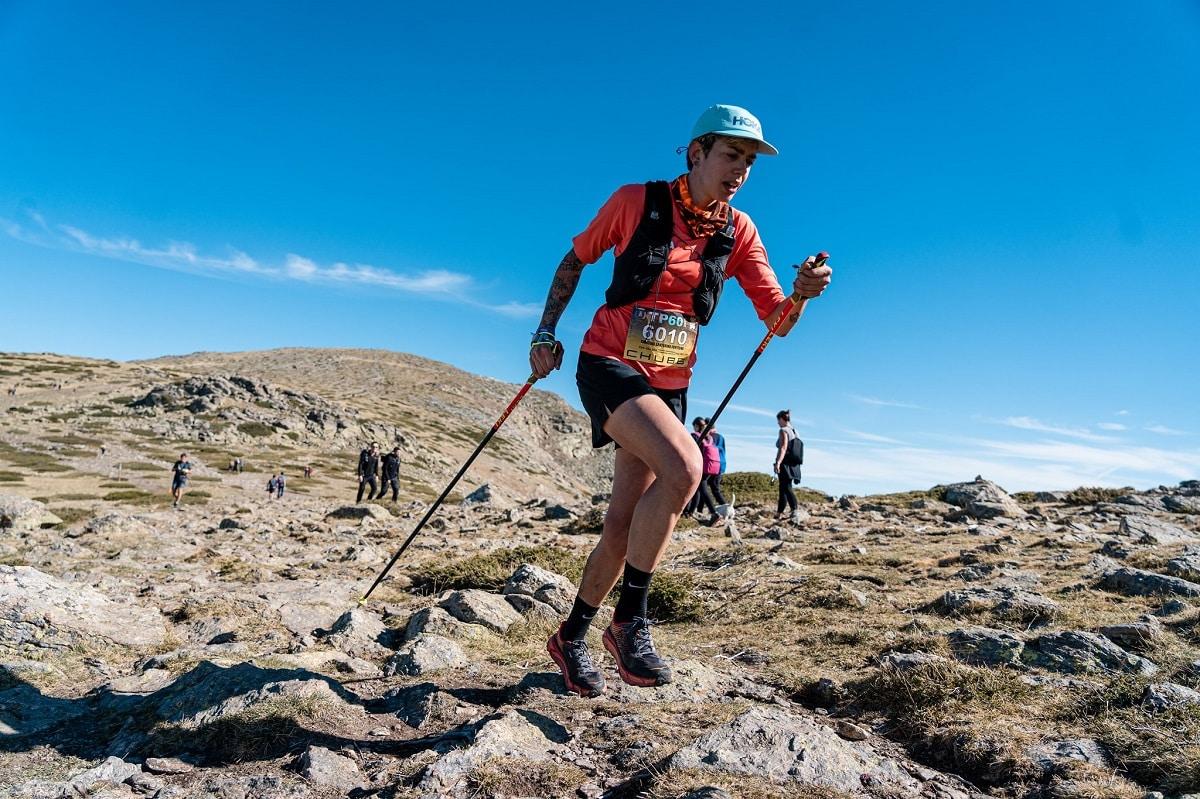 Cristina Santurino TP60 Gran Trail Peñalara